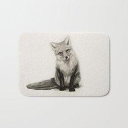 Fox Say What?! Bath Mat