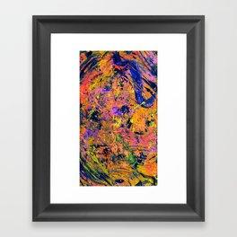Wait // M83 Framed Art Print