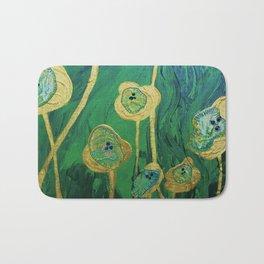 Lotus Blossoms in the Swamp Bath Mat