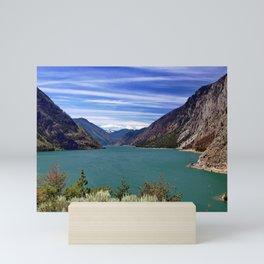 Seton Lake Mini Art Print