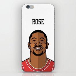 Derrick Rose iPhone Skin