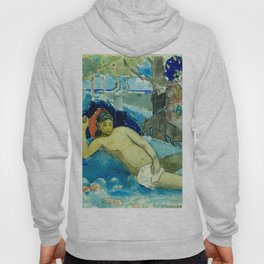 "Paul Gauguin ""Te arii vahine (The Queen of Beauty or The Noble Queen)"" Hoody"