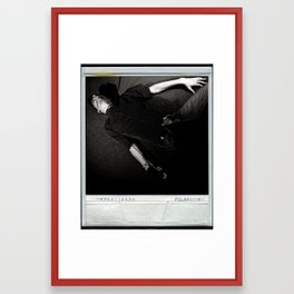 this is a selfish self-awareness, chapter 1 Framed Art Print