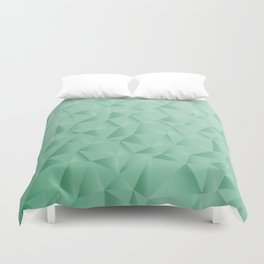 Pattern Emeraude Duvet Cover