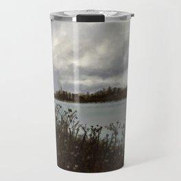 Speedpaint - Stormy Morning Travel Mug