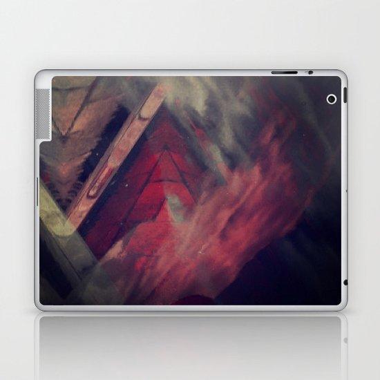 Pyramid Ablaze  Laptop & iPad Skin