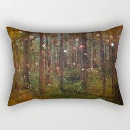 Midsummer Night's Dream Rectangular Pillow
