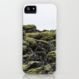 Lava Rocks iPhone Case