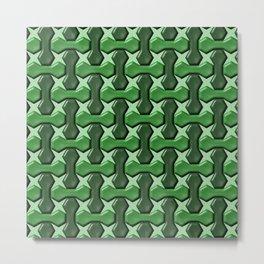 Geometrix 157 Metal Print