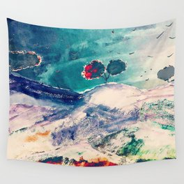 windy evenings Wall Tapestry
