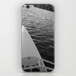 Row iPhone Skin