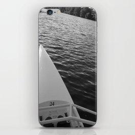 Row iPhone Skin