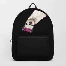 Llama Queen Backpack