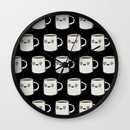 Coffee 4 Dayz Wall Clock