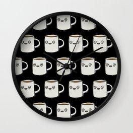 Coffee 4 Dayz Wall Clock