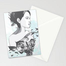 Susan Pevensie Stationery Cards