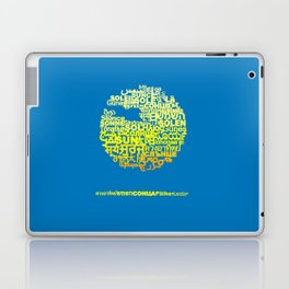 Sun in Different Languages Laptop & iPad Skin