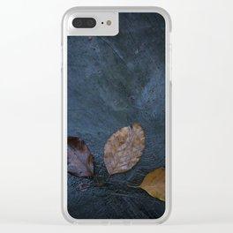 Leaves by Brian Vegas Clear iPhone Case