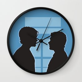 Pilot Supernatural (Silhouette Collection) Wall Clock