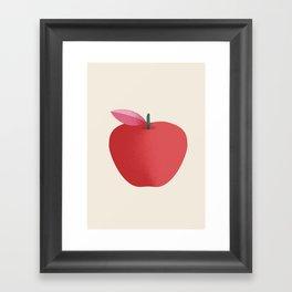 Apple 26 Framed Art Print