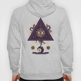 All Seeing Hoody