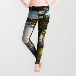 Louis Comfort Tiffany - Decorative stained glass 14. Leggings