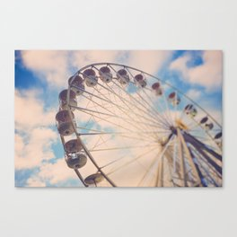 Love Wheel Canvas Print