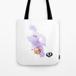 Easter Angelic Bunny Tote Bag
