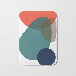 Abstract 2019 001 Bath Mat