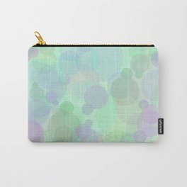 Bubbles Pattern Carry-All Pouch
