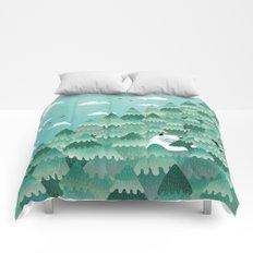 Tree Hugger (Spring & Summer version) Comforters