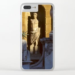 Vatican Alcove Clear iPhone Case