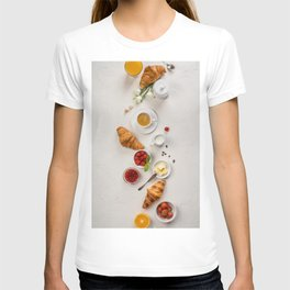 Beautiful breakfast T-shirt