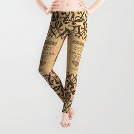 Shakespeare, Love labors lost. 1598. Leggings