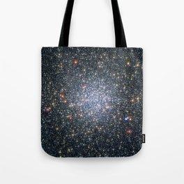 Globular cluster 47 Tucanae,  NGC 104  in the constellation Tucana Tote Bag