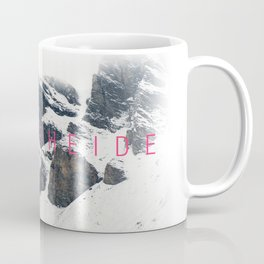 LENZERHEIDE 01 Coffee Mug