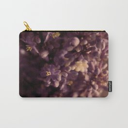 Liriope Blooms Carry-All Pouch
