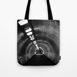 Beneath the Thames Tote Bag
