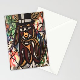 Charlie Monopoly Stationery Cards