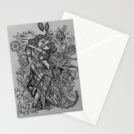 Good Luck Series: Radha-Krishna Stationery Cards