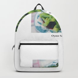Oyster Sauce Veggies Backpack