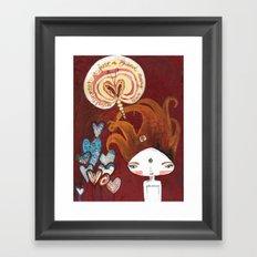 Friends-4-ever Bhoomie Framed Art Print