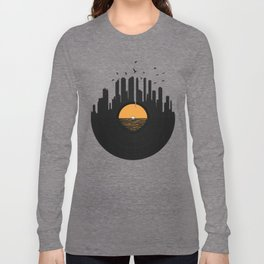 Vinyl City Long Sleeve T-shirt