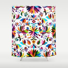 Mexico pattern Shower Curtain