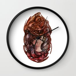 Hairspray Wall Clock