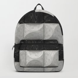 Marble stripes Backpack