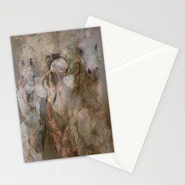 Horse Warrior  Stationery Cards