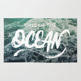 Call of the Ocean Rug