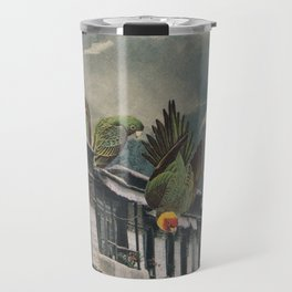 Visitors Travel Mug