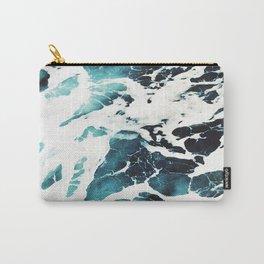 Ecume d'océan Carry-All Pouch